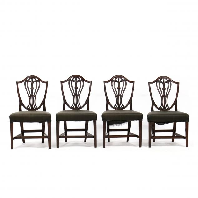 set-of-four-english-hepplewhite-carved-mahogany-side-chairs
