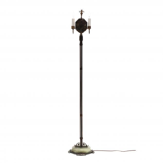 art-deco-bronze-and-alabaster-floor-lamp