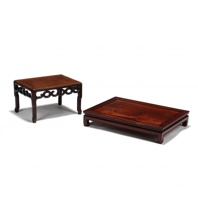 two-chinese-carved-hongmu-low-tables