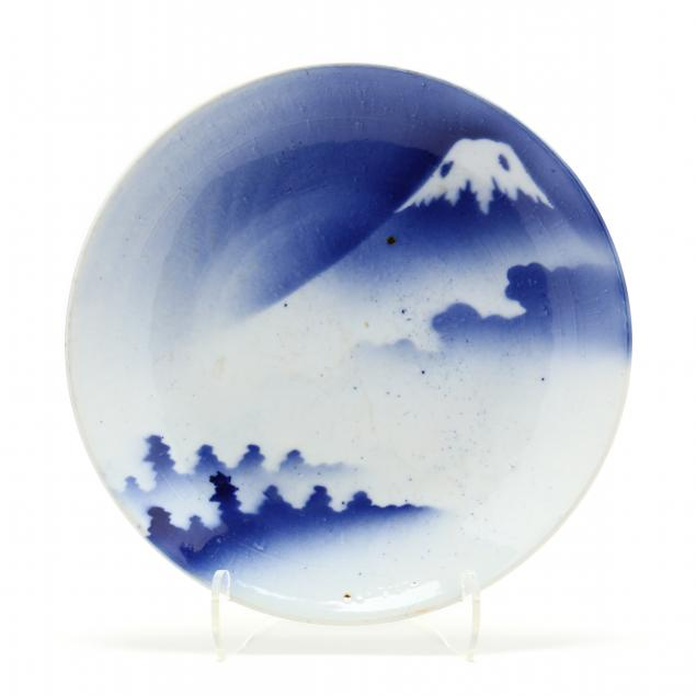 a-japanese-meiji-period-blue-and-white-charger