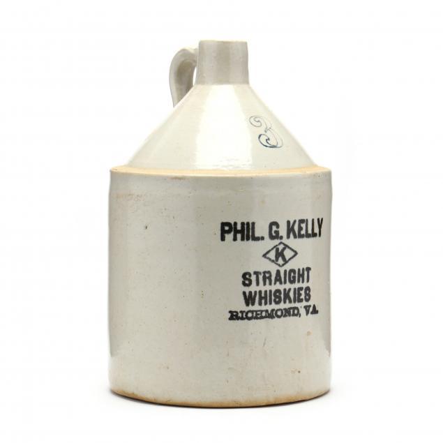 richmond-virginia-stoneware-whiskey-jug
