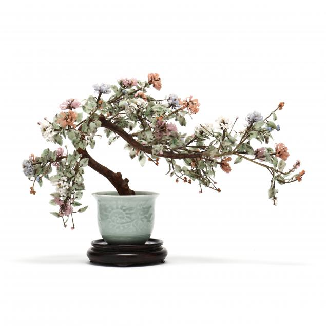 a-chinese-hardstone-tree-in-celadon-pot