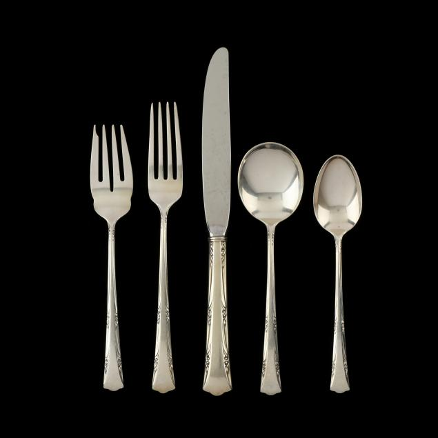 gorham-greenbriar-sterling-silver-flatware