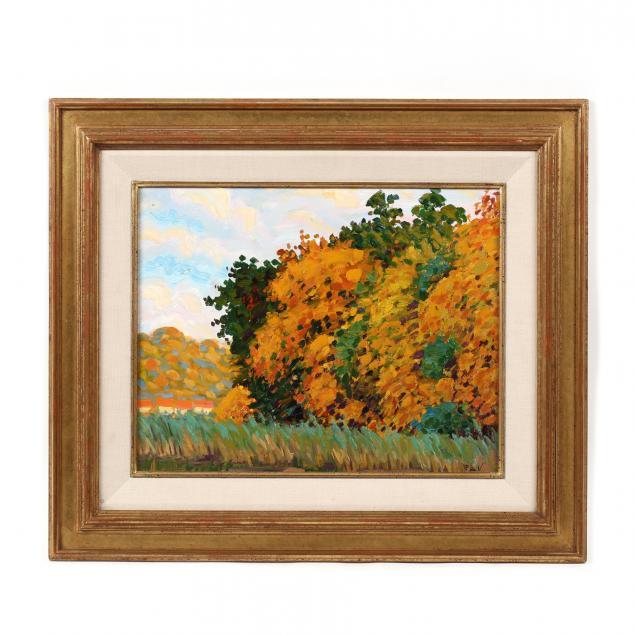 a-colorful-vintage-belgian-landscape-painting