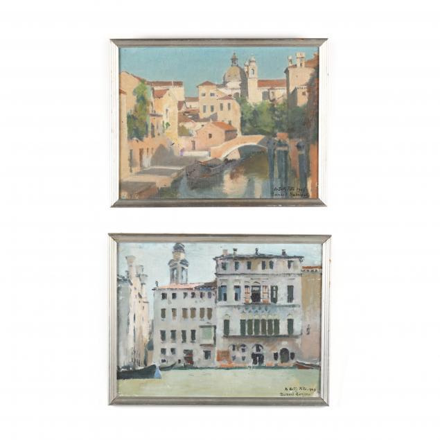 bernard-harrison-br-fl-1893-c-1912-two-paintings-of-venice
