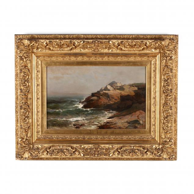 mauritz-frederik-hendrick-de-haas-1832-1895-rocky-coast