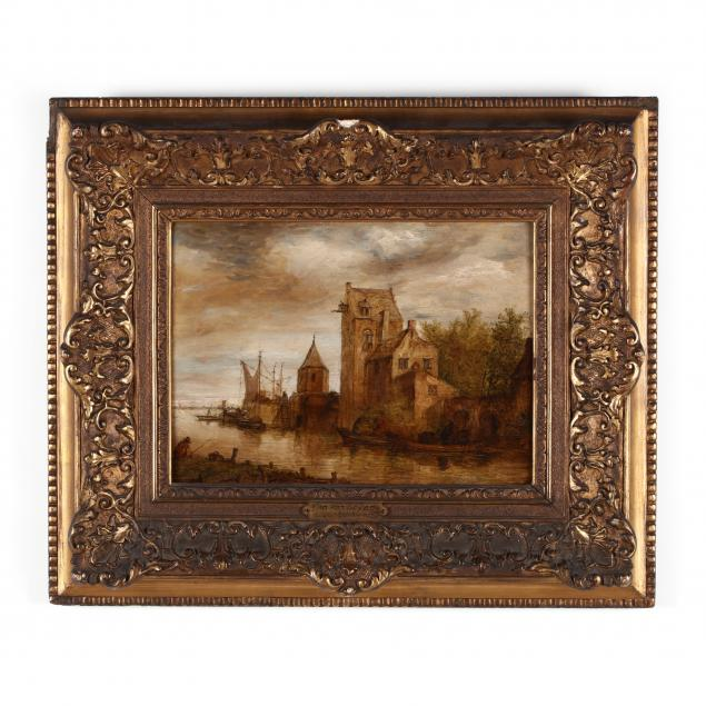 school-of-jan-van-goyen-dutch-1596-1656-riverscape