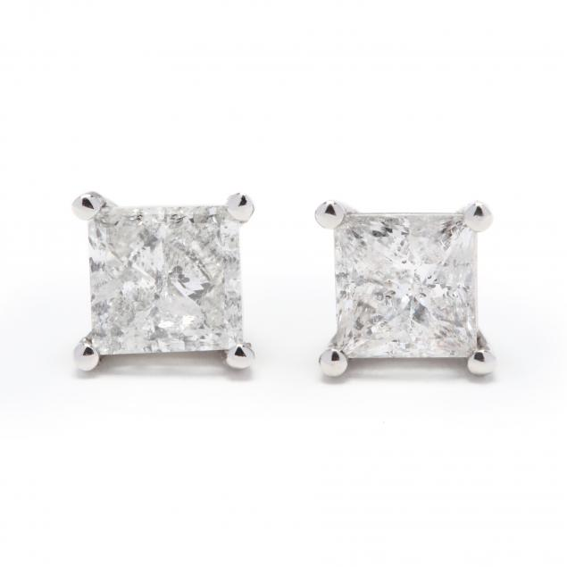 14kt-white-gold-and-diamond-ear-studs