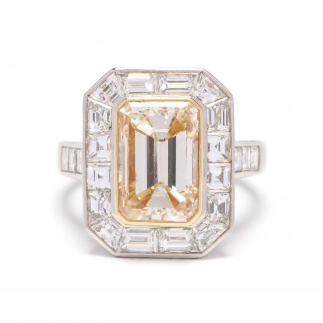 platinum-18kt-gold-and-emerald-cut-diamond-ring-sophia-d