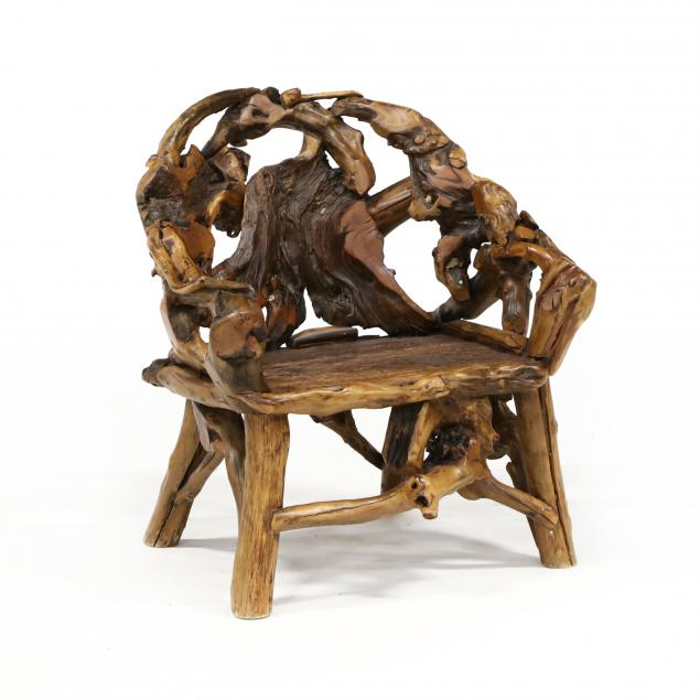 unusual-child-s-rootwood-armchair