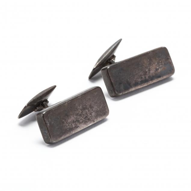 pair-of-sterling-silver-cufflinks-georg-jensen