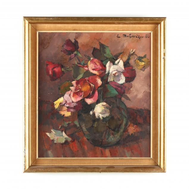 emil-beischlager-austrian-1897-1978-still-life-with-roses