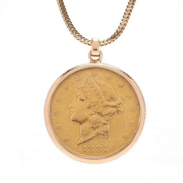 gold-coin-pendant-necklace