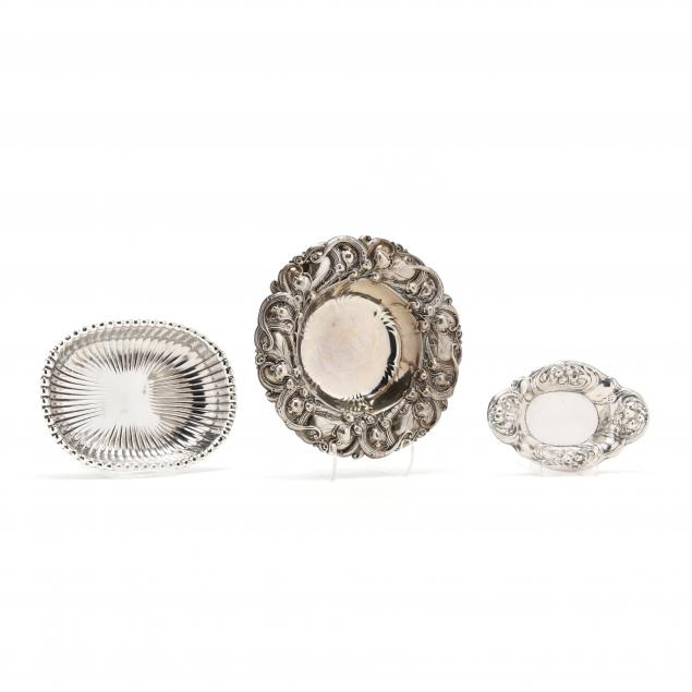 three-sterling-silver-dishes