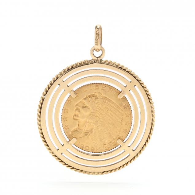 gold-coin-pendant