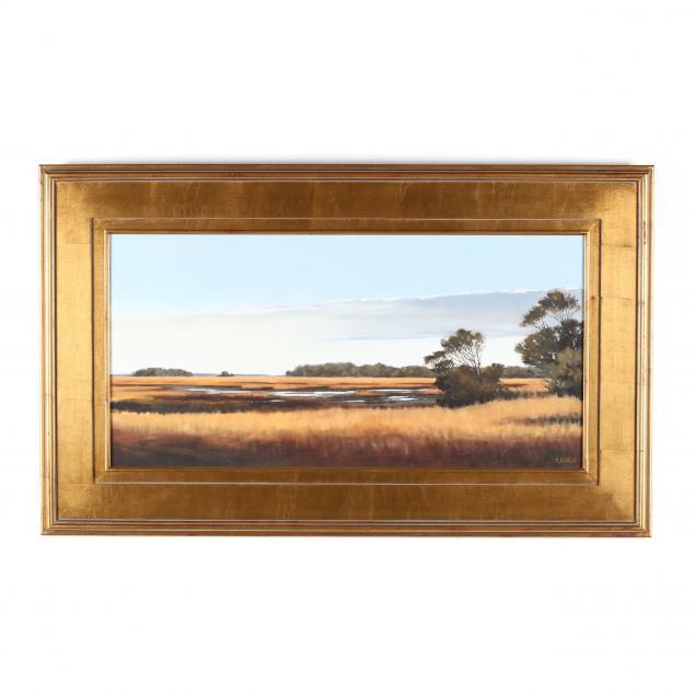 bernie-horton-sc-b-1943-untitled-carolina-marsh