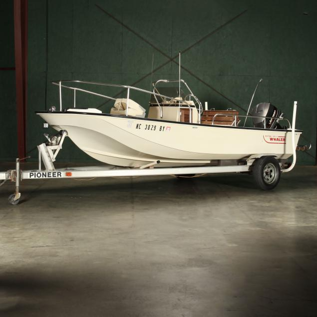 1991-boston-whaler-montauk-17-center-console-boat