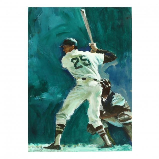 don-neiser-1918-2009-baseball-illustration