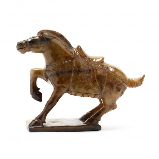 a-chinese-carved-hardstone-horse