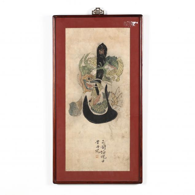 a-korean-i-munjado-i-folk-letter-painting