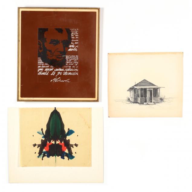 don-neiser-1918-2009-three-works