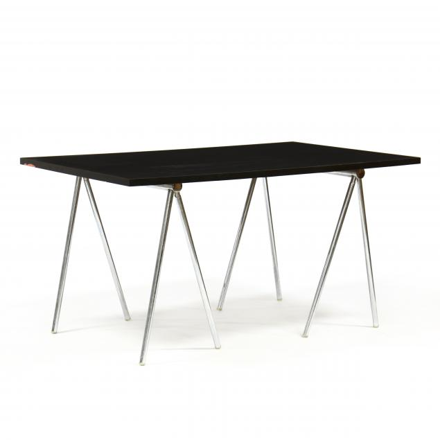 thonet-double-pedestal-dining-table