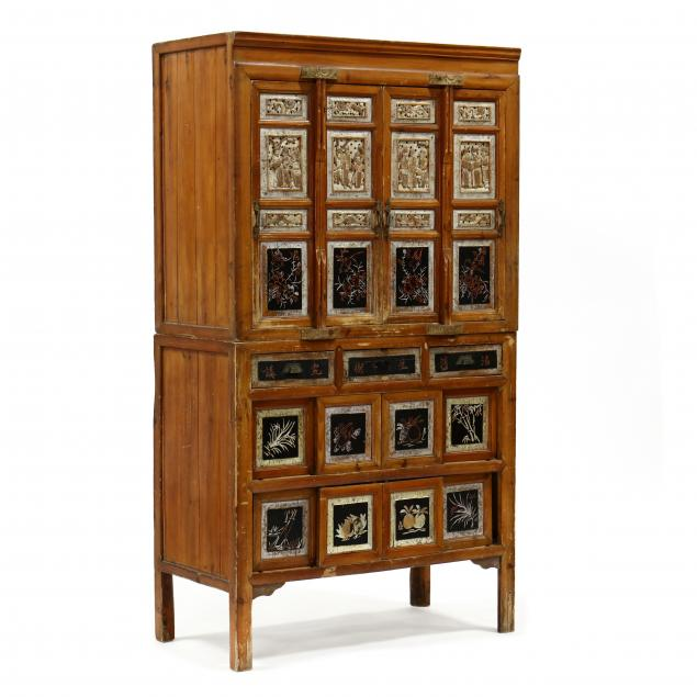 antique-chinese-lacquered-cabinet
