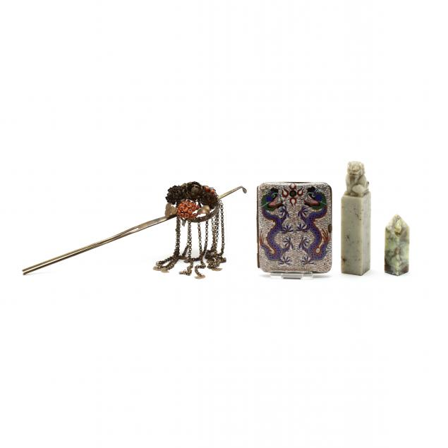 a-group-of-chinese-decorative-items
