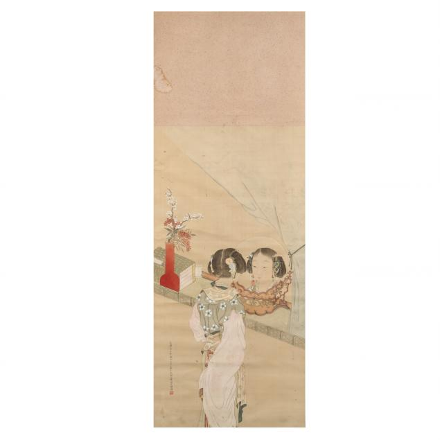 a-very-fine-chinese-painting-of-a-lady