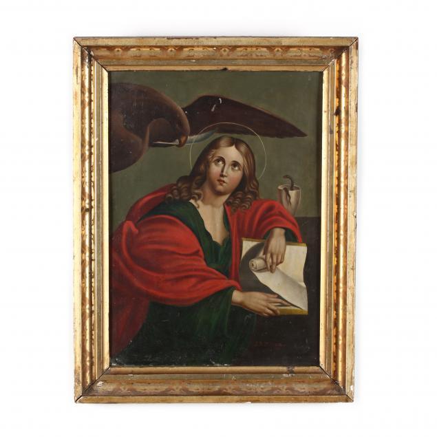 juan-nepomuceno-herrera-mexico-1818-1878-john-the-evangelist