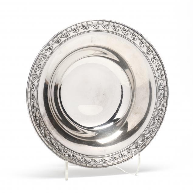 shreve-co-sterling-silver-serving-bowl