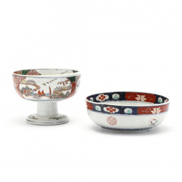 two-japanese-meiji-period-porcelain-imari-bowls