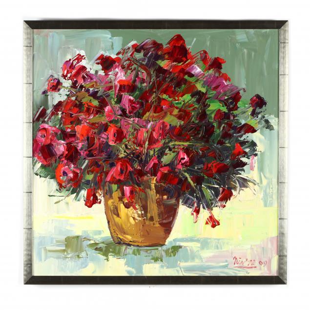 charles-nivens-va-still-life-with-floral-arrangement