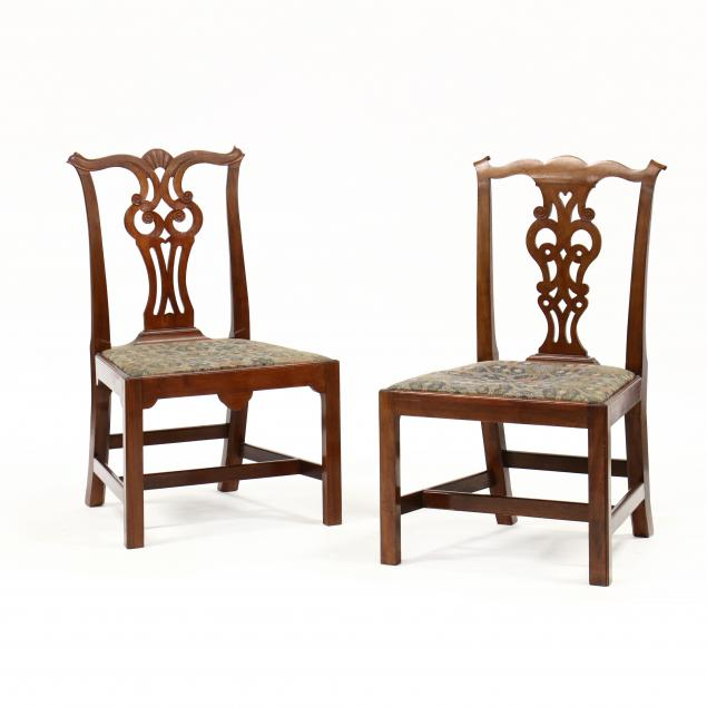 two-chippendale-style-carved-mahogany-side-chairs
