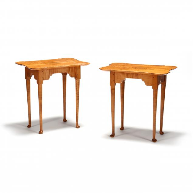 pair-of-bench-made-tiger-maple-queen-anne-style-side-tables
