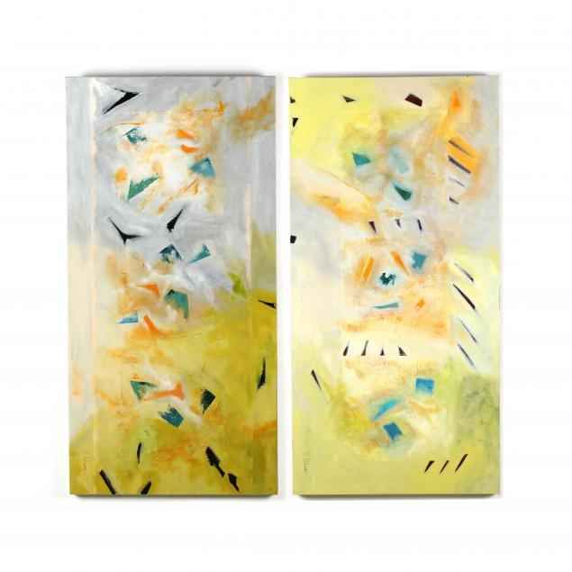 two-abstract-acrylic-paintings-by-r-allison