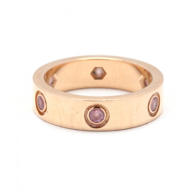 18kt-rose-gold-and-gem-set-love-ring-cartier