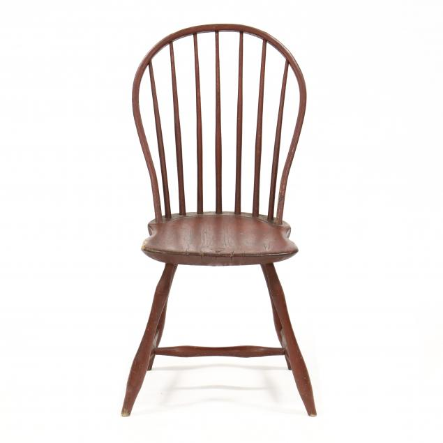 antique-american-painted-windsor-side-chair