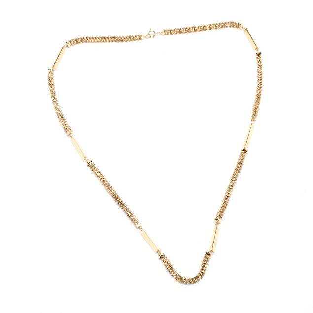 14kt-gold-necklace-italy
