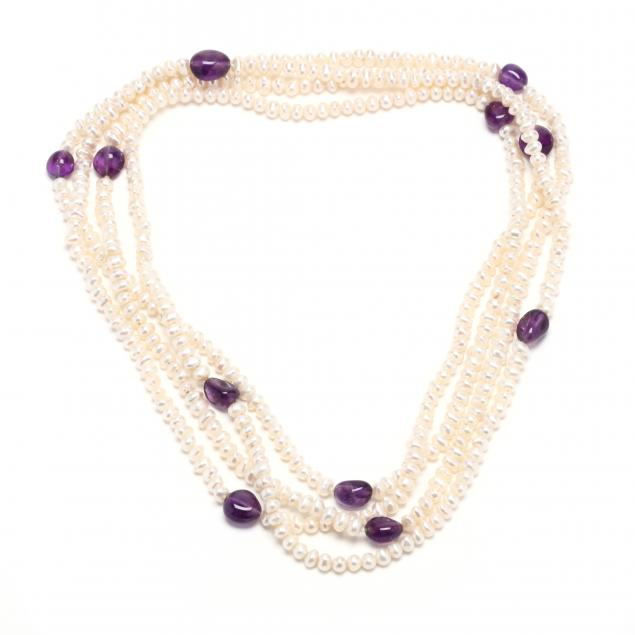 pearl-and-amethyst-necklace