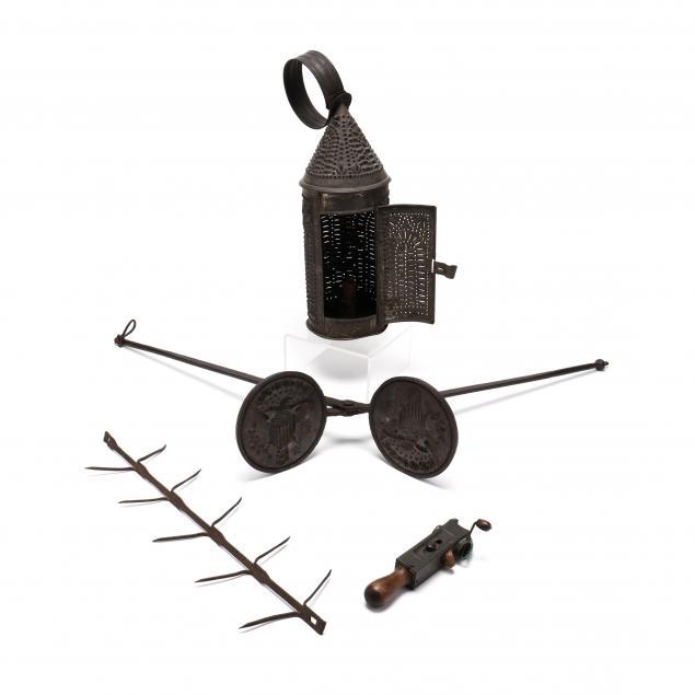 a-group-of-primitive-antique-kitchen-accessories