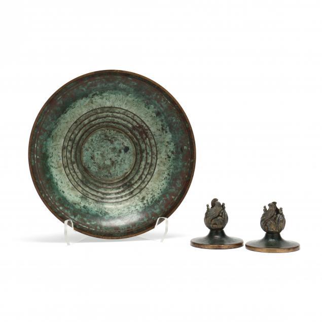 carl-sorensen-three-piece-art-deco-bronze-centerpiece