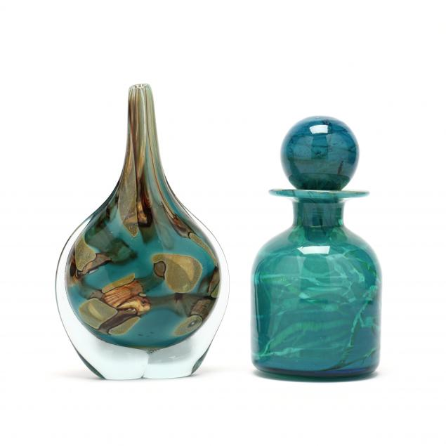 mdina-two-pieces-of-art-glass