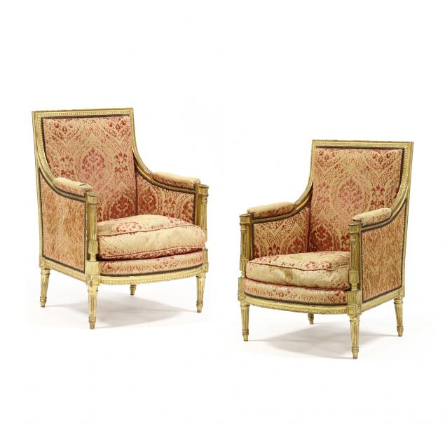 pair-of-louis-xvi-style-carved-and-gilt-bergere