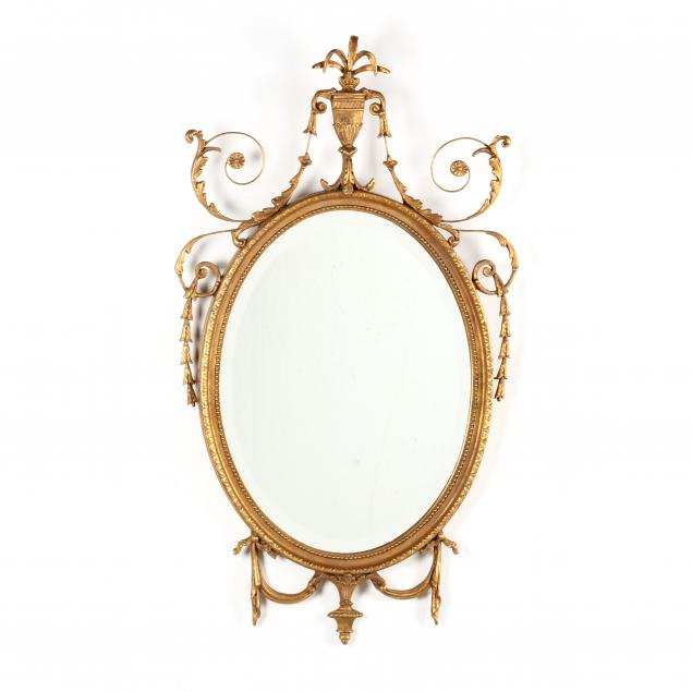 adam-style-carved-and-gilt-mirror