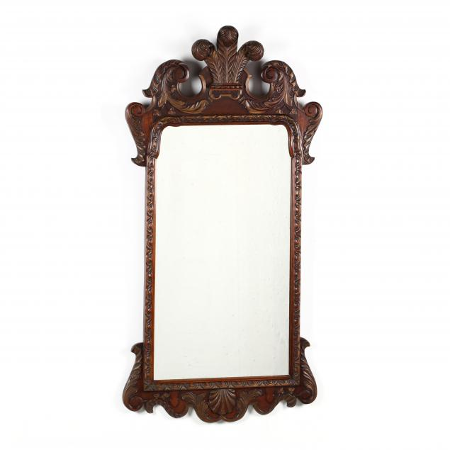 georgian-style-carved-and-gilt-mirror