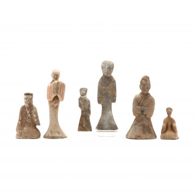 a-group-of-six-han-dynasty-style-i-mingqi-i-tomb-figures