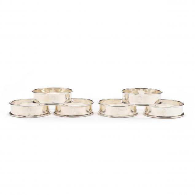 six-reed-barton-silver-napkin-rings