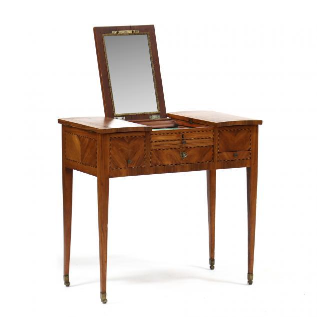 antique-continental-inlaid-walnut-vanity