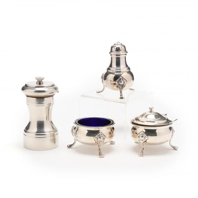 an-18th-century-style-sterling-silver-condiment-set-with-pepper-grinder